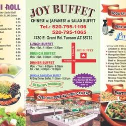 Joy Buffet - CLOSED - Order Online - 19 Reviews - Salad ...