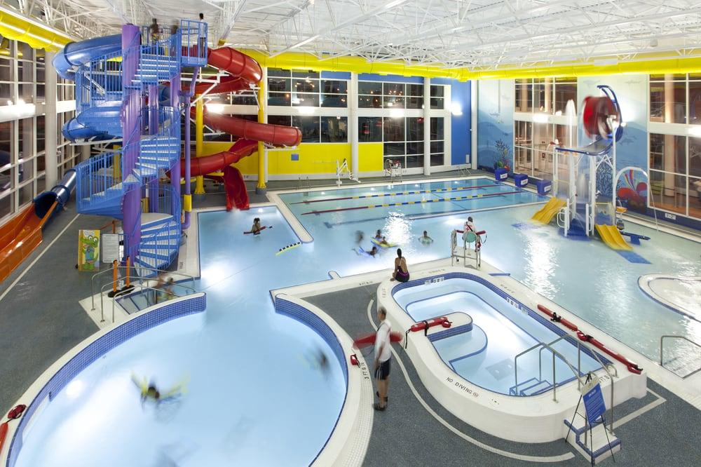 Photo of Kroc Center Chicago - Chicago, IL, United States. KROC Water Park II