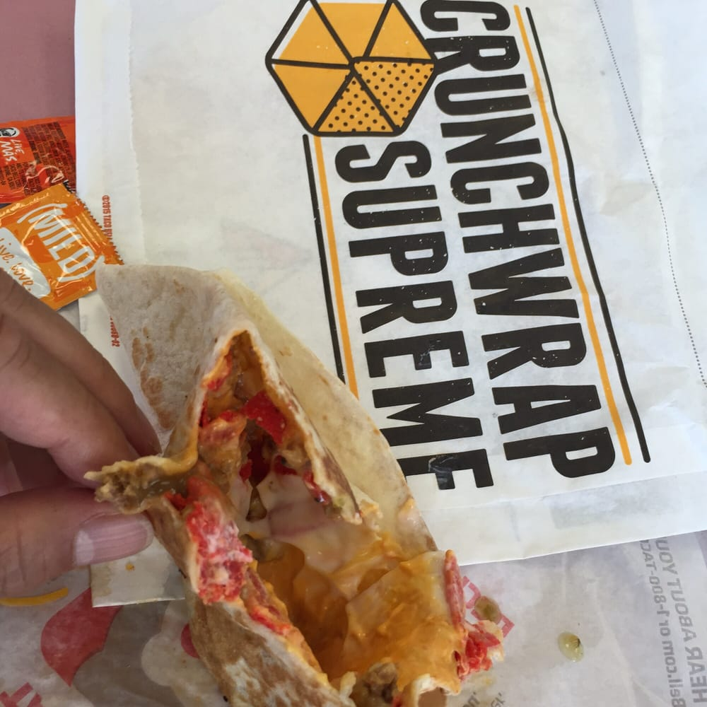 Taco Bell: 407 East Martintown Road, North Augusta, SC
