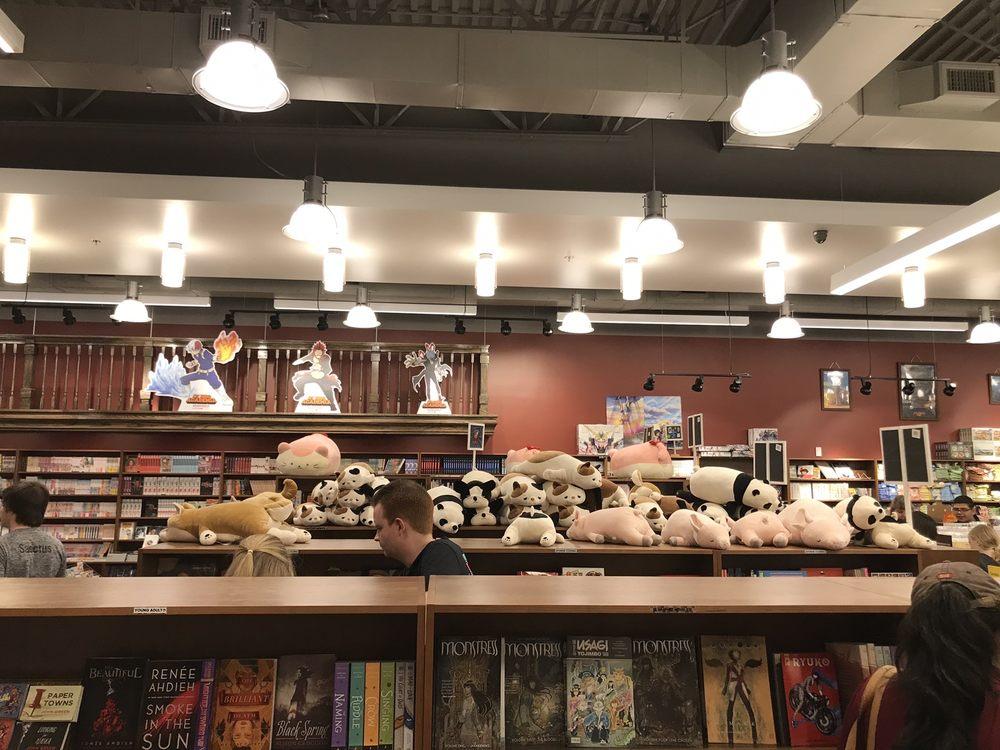 Books Kinokuniya: 23227 Mercantile Pkwy, Katy, TX
