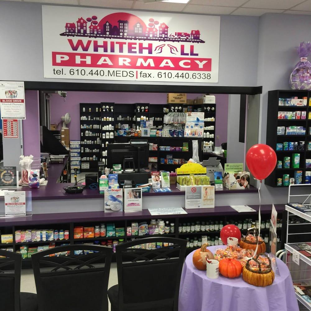 Whitehall Pharmacy: 4117 Main St, Whitehall, PA