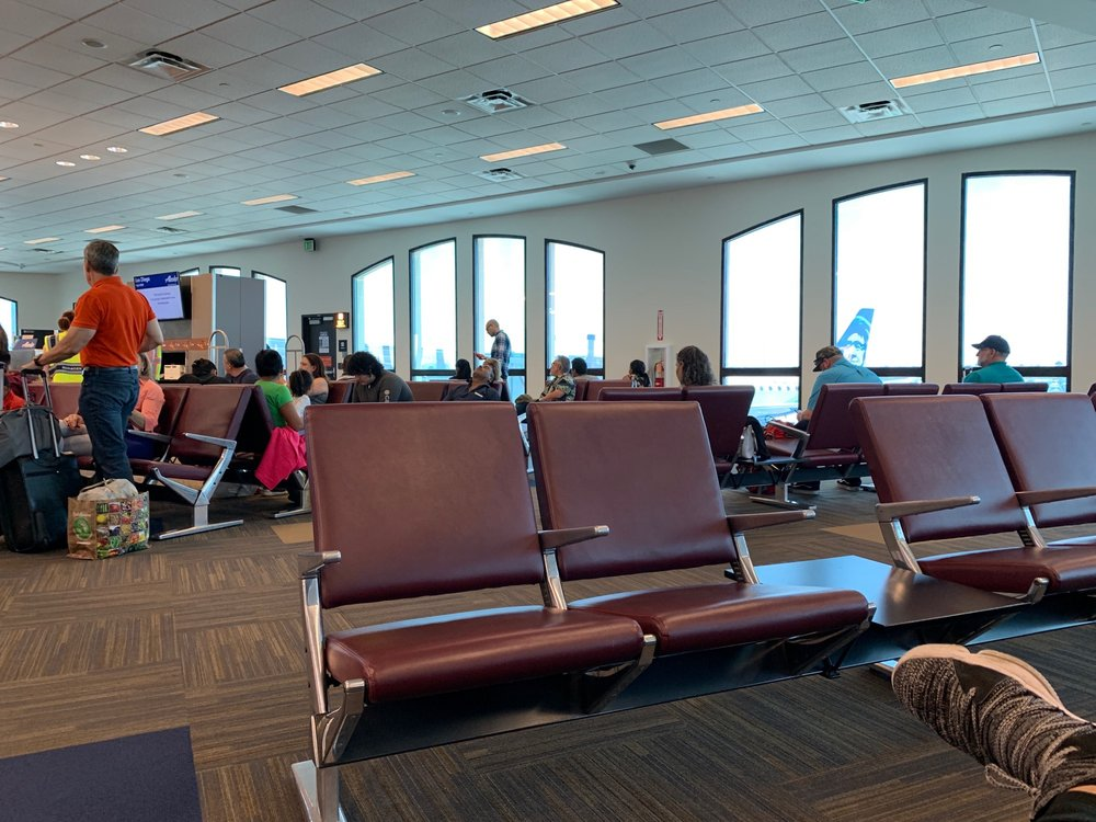 Alaska Airlines: 6701 Convair Rd, El Paso, TX