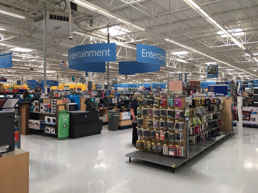 Walmart Supercenter: 1801 Elizabethtown Rd, Leitchfield, KY