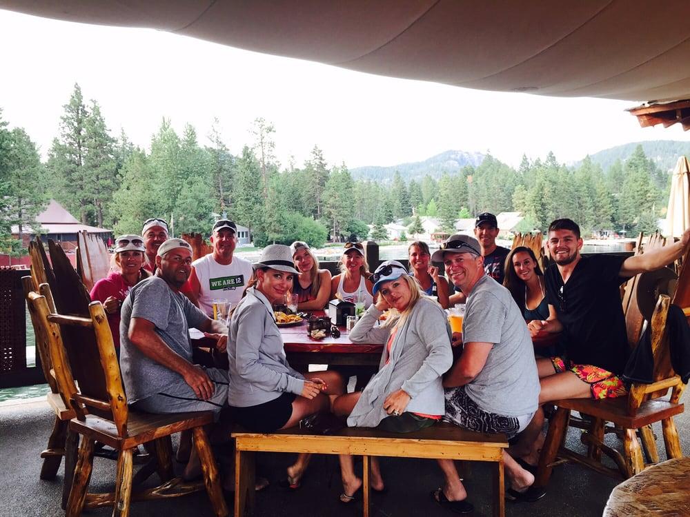 Saddlehorn Bar And Grill: 14768, Bigfork, MT