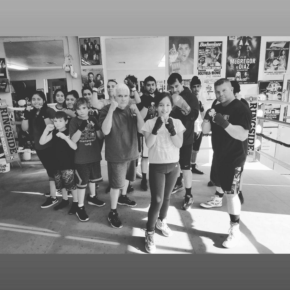 Richard Perez Boxing: 212 N Main St, Manteca, CA