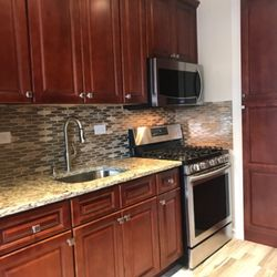 Interior Kitchen Cabinets In Flushing Ny classic kitchen cabinet 70 photos cabinetry 3520 college photo of queens ny united states