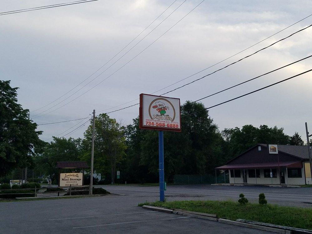 Papa Eli's: 8500 Secor Rd, Lambertville, MI