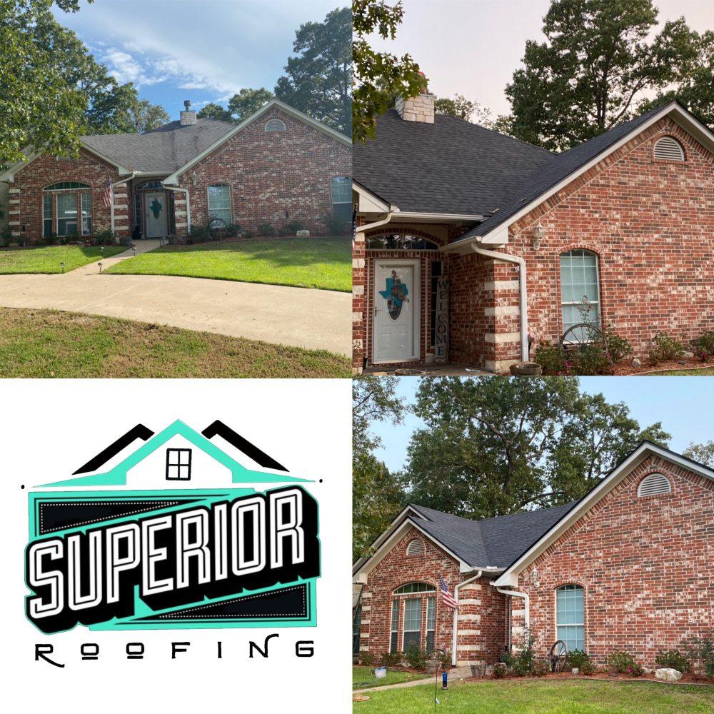 Superior Roofing: Mineola, TX