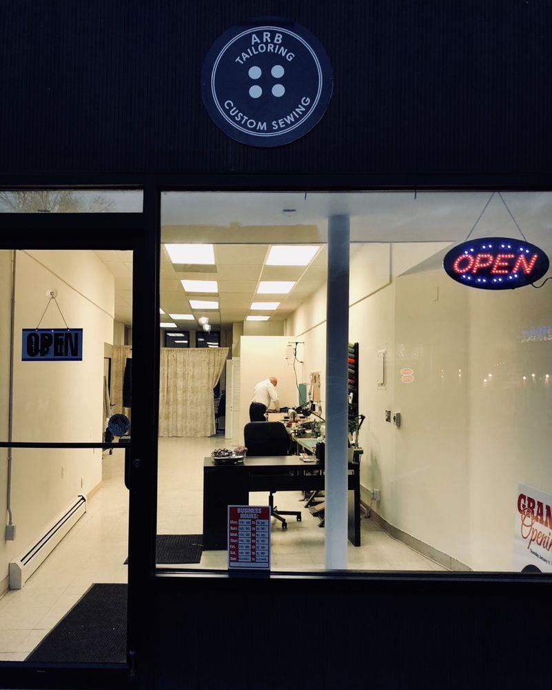 Arb Tailoring: 137 Mamaroneck Ave, Mamaroneck, NY
