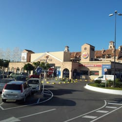 Centro Comercial Bahia Sur Einkaufszentrum Paseo De La Fuente 1