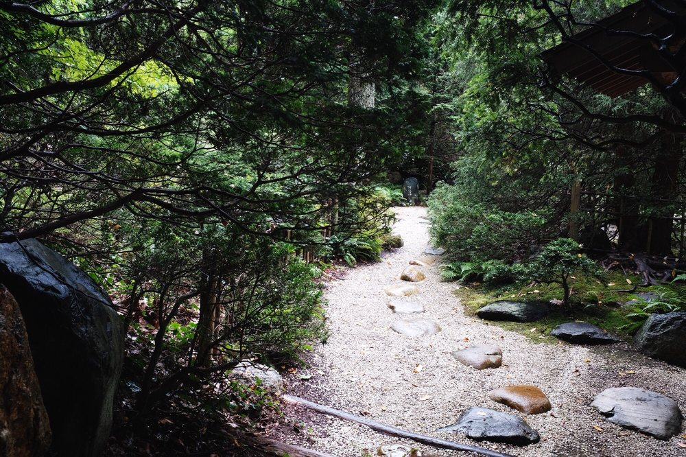 John P Humes Japanese Stroll Garden: 347 Oyster Bay Rd, Locust Valley, NY