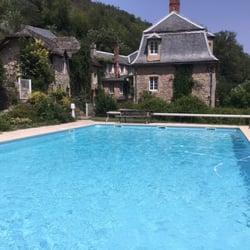 Photo Of Las Canals   Nuces, Aveyron, France. La Piscine
