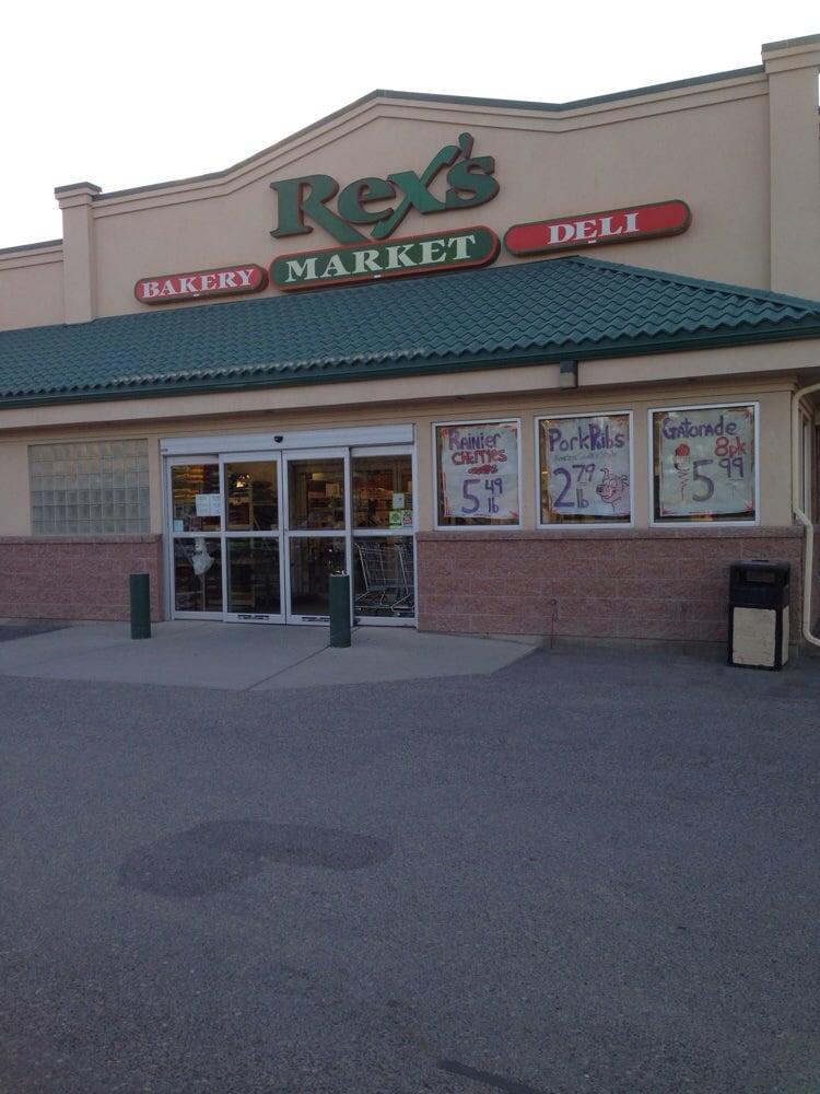 Rex's Market: 29 1st St NE, Choteau, MT