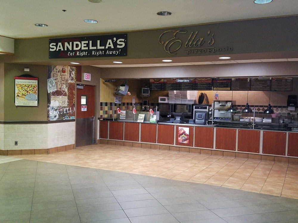 Sandella's: Mm 447 Nys Thruway, Angola, NY