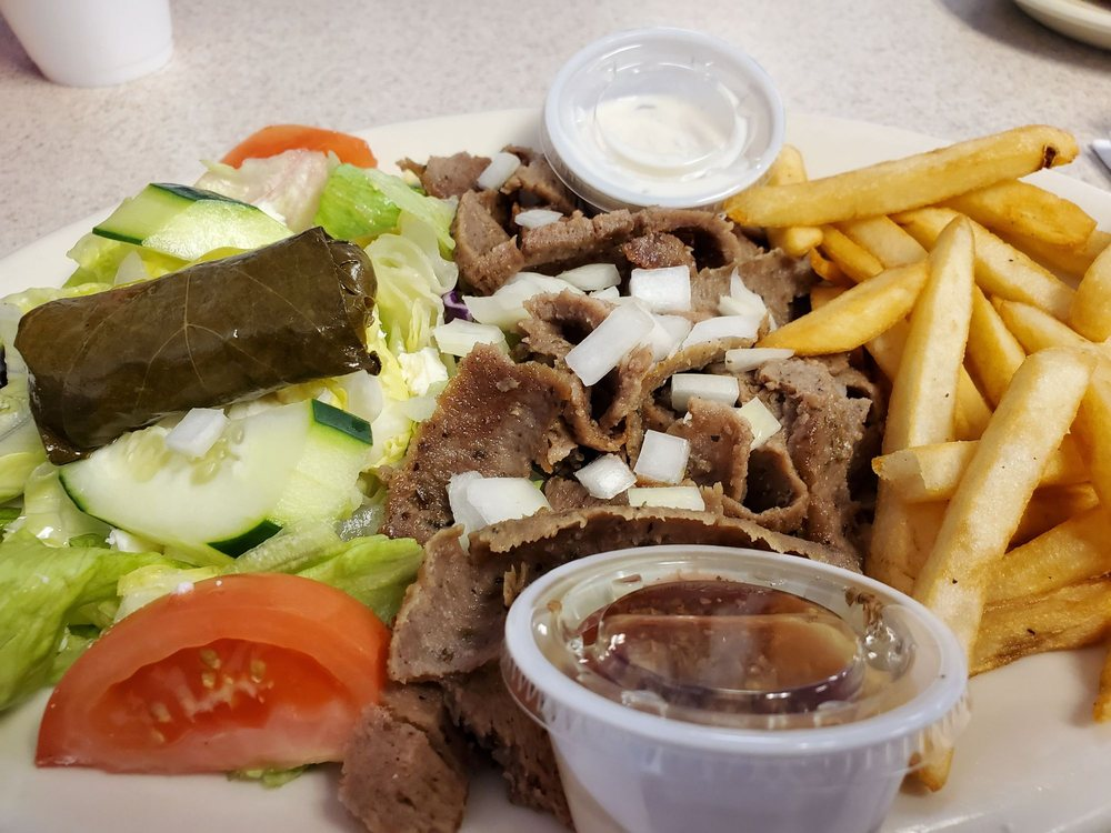 Yianni's Gyro Place: 10450 W Colfax Ave, Lakewood, CO