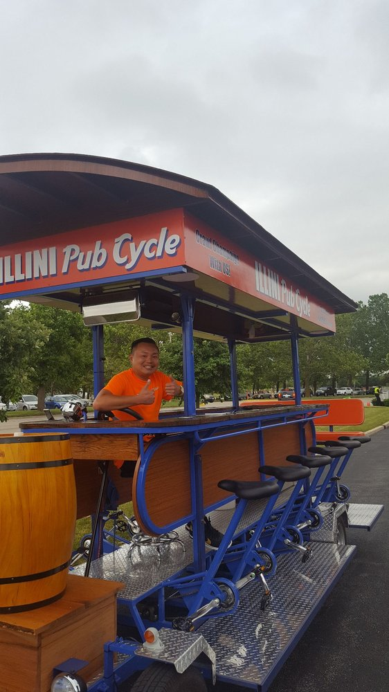 Illini Pub Cycle: 505 S Chestnut St, Champaign, IL
