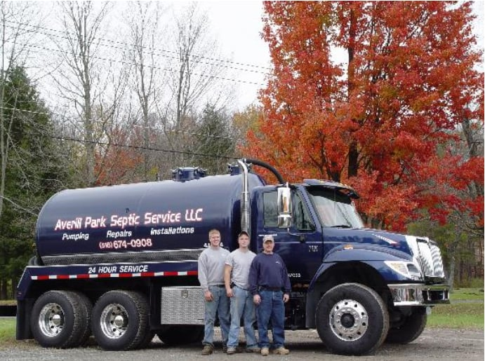 Averill Park Septic Services: 1953 State Route 43, Averill Park, NY