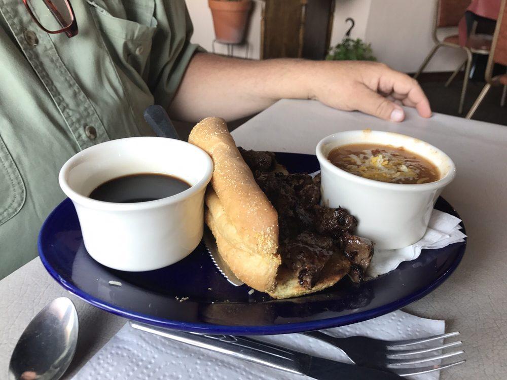 Blue Rooster Cafe: 310 Railroad Ave, Belfry, MT