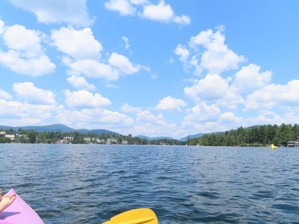Photo of Mirror Lake Boat Rental: Lake Placid, NY
