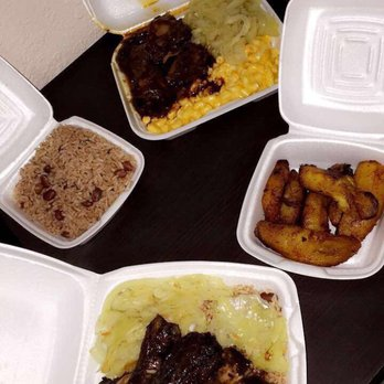 Photo Of Good To Go Jamaican Restaurant Hinesville Ga United States Brown