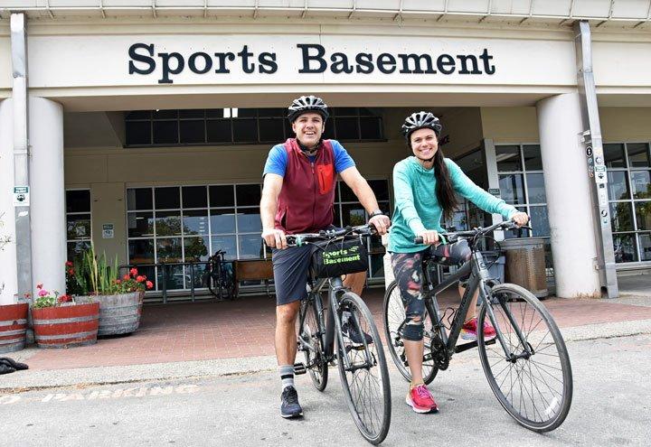 Sports Basement Redwood City