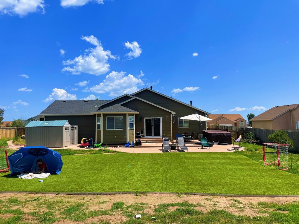 Dominion Turf- LOCAL Synthetic Grass Sales & Installation: 5931 Constitution Ave, Colorado Springs, CO