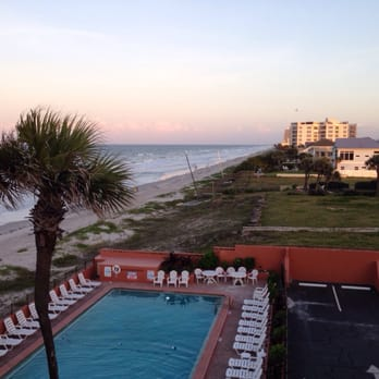 Photo Of Quality Inn Oceanfront Ormond Beach Fl United States Lovely View