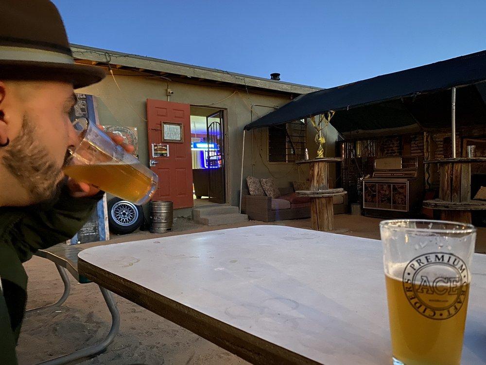 Landers Brew: 1388 Golden Slipper Ln, Landers, CA