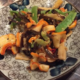 photo of sun asian kitchen phoenix az united states squid salad - Sun Asian Kitchen