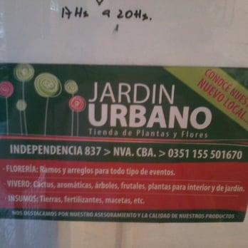 Jard n urbano 10 fotos servicios de jardiner a for Jardin urbano shop telefono