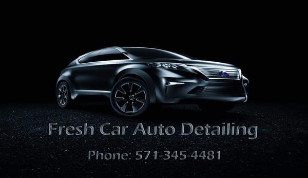 Car Wash Leesburg Va: Fresh Car Auto Detailing