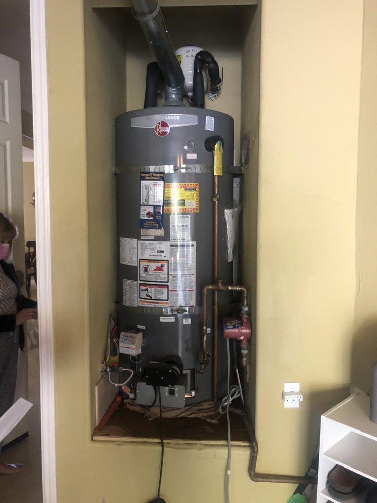 Joel's Plumbing & Appliance Installation
