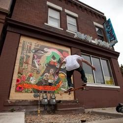Sky High Skateboard Shop Sky High Gallery Milwaukee Wi