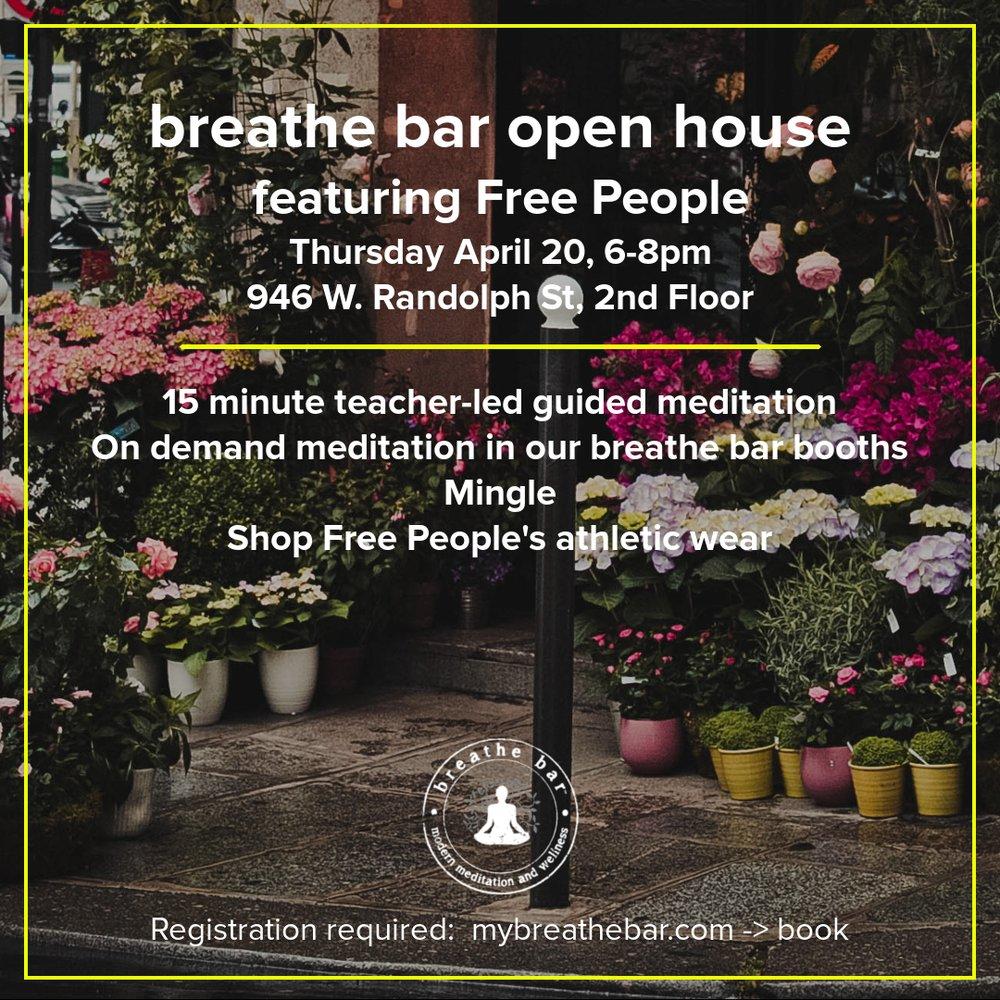 breathe bar: Chicago, IL