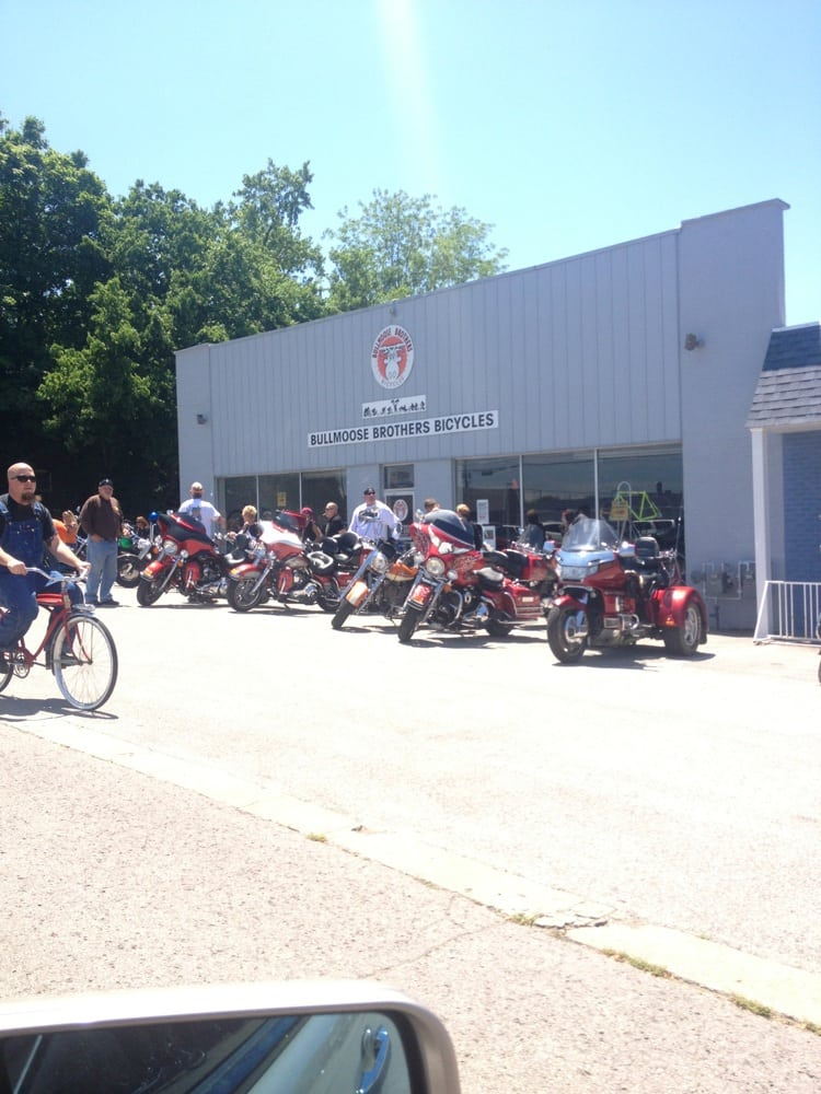 Bullmoose Brothers Bicycles: 218 Helm St, Elizabethtown, KY