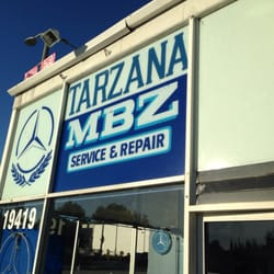 Tarzana mbz 41 reviews garages 19419 ventura blvd for Tarzana mercedes benz