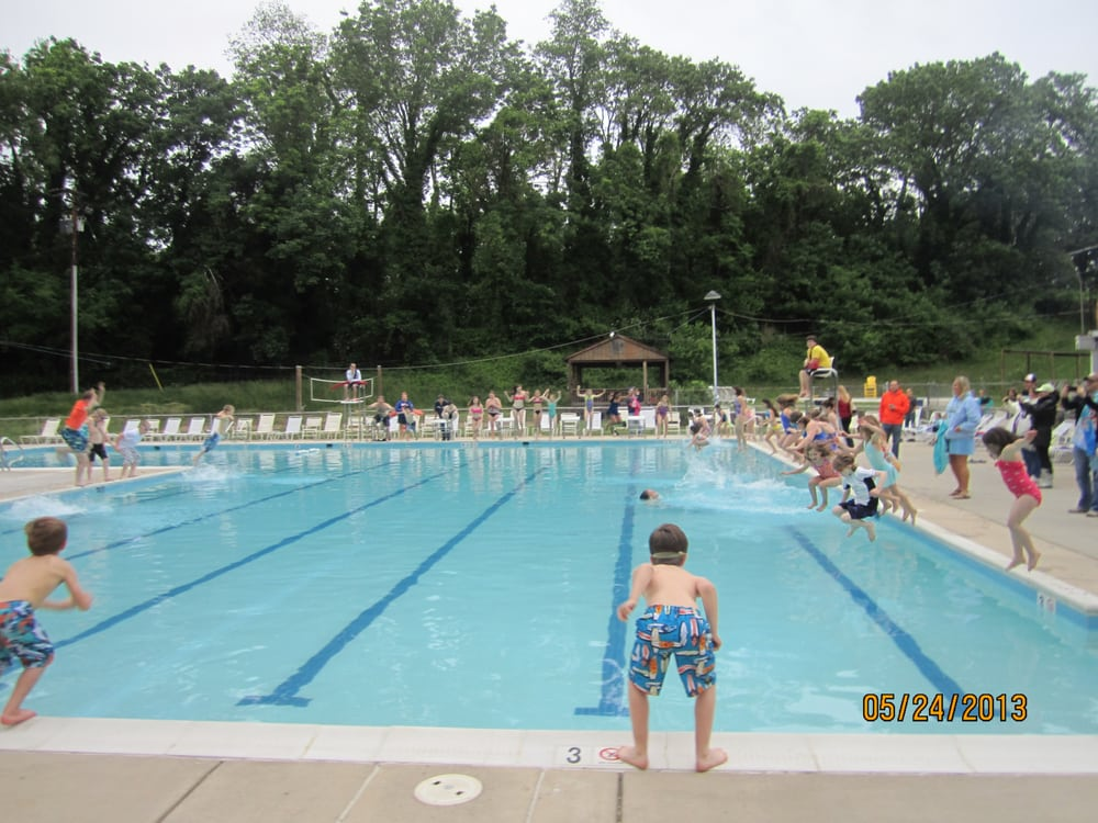 Hunting hills swim club swimming pools 300 nottingham rd ten hills baltimore md phone for Swimming pools in baltimore county