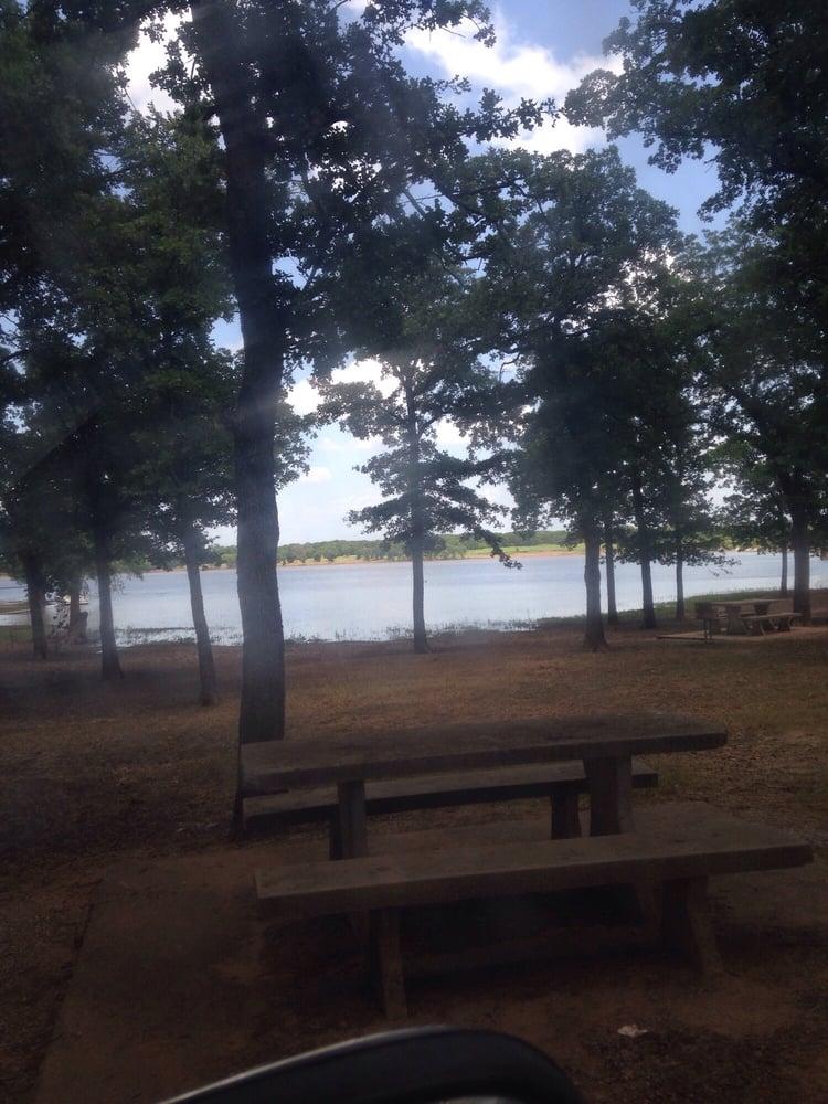 Healdton Municipal Lake: 310 Franklin St, Healdton, OK