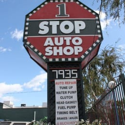 Auto Body Shop Near Me >> One Stop Auto Shop - 20 Photos & 142 Reviews - Auto Repair ...