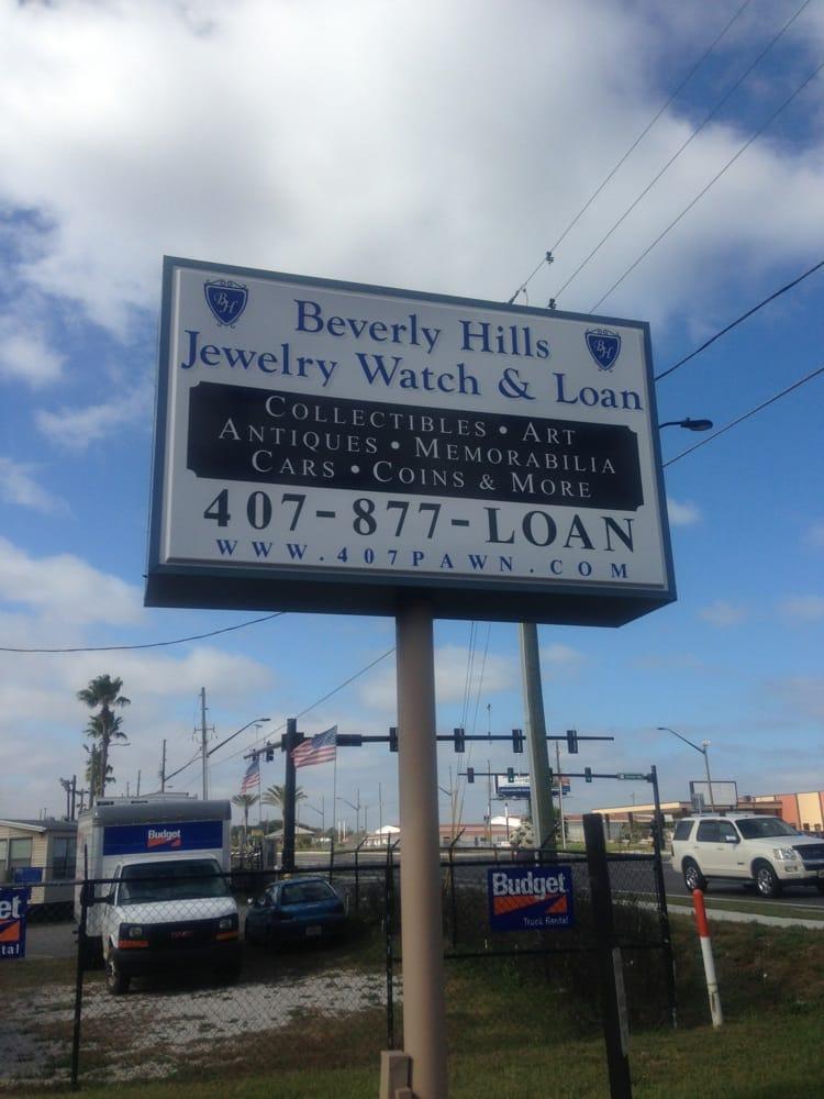 Beverly Hills Jewelry Watch & Loan
