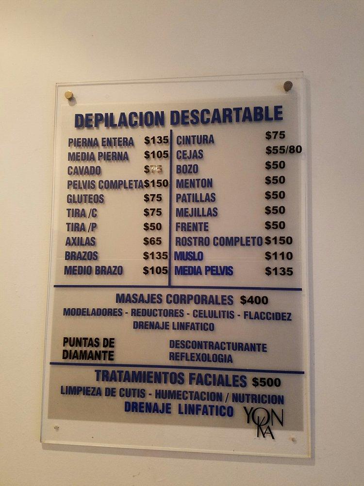 Thais Depilacion: Bulnes 1902, Buenos Aires, C