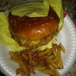 Adu Burger - 10 Photos & 10 Reviews - Hot Dogs - 8020 S