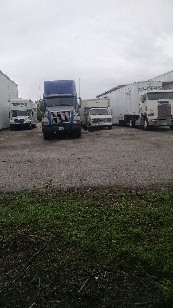 Ward Moving & Storage: 324 Clearlake Rd, Cocoa, FL