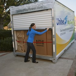 United Mayflower Storage Moving Containers CLOSED Movers
