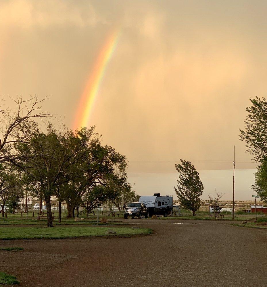 Tucumcari KOA: 6299 Quay Road AL, Tucumcari, NM
