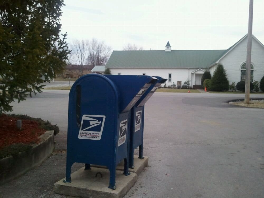 US Post Office: 122 W Main St, Cookeville, TN