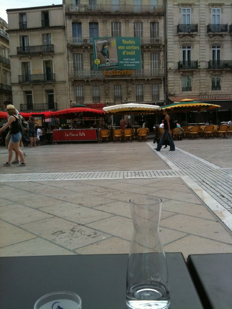 Le Grand Bazar Montpellier Restaurant