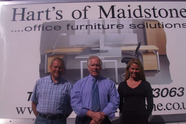 Harts Of Maidstone Office Equipment