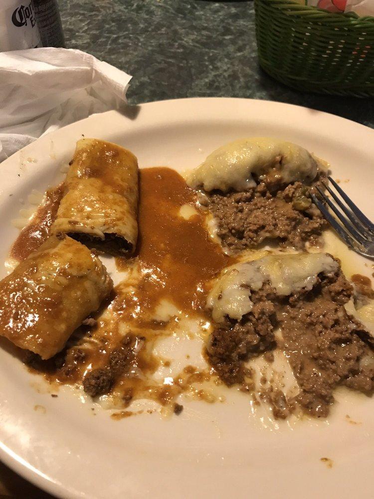 Food from Yucatan