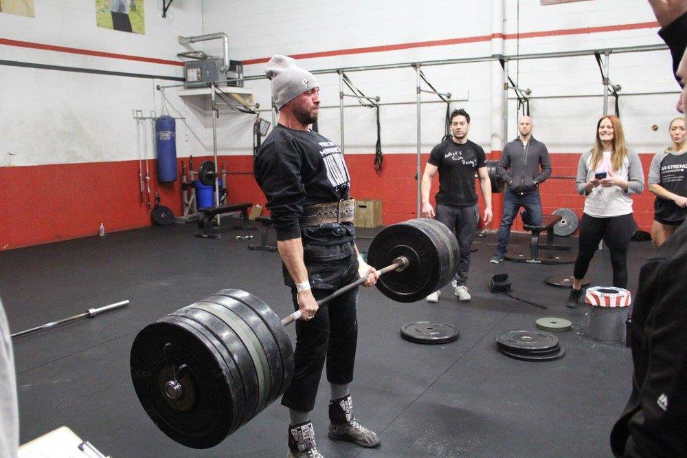 CrossFit AR Strength: 6426 Memorial Rd, Allentown, PA